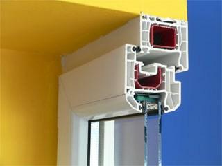 PVC fönster-byte